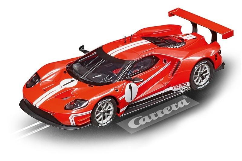 Carrera Evolution Carrera Evolution Ford GT Race Car Time