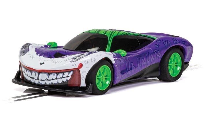 Scalextric Joker Inspired Car HD