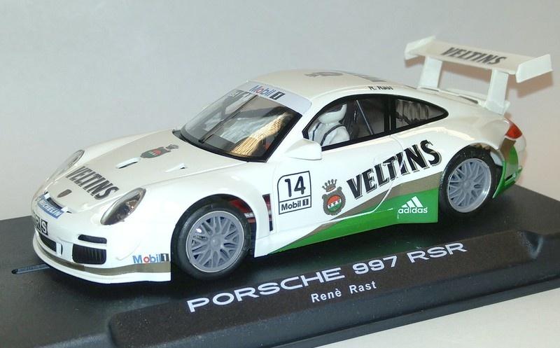 NSR Porsche 997 RSR No.14 Rene Rast