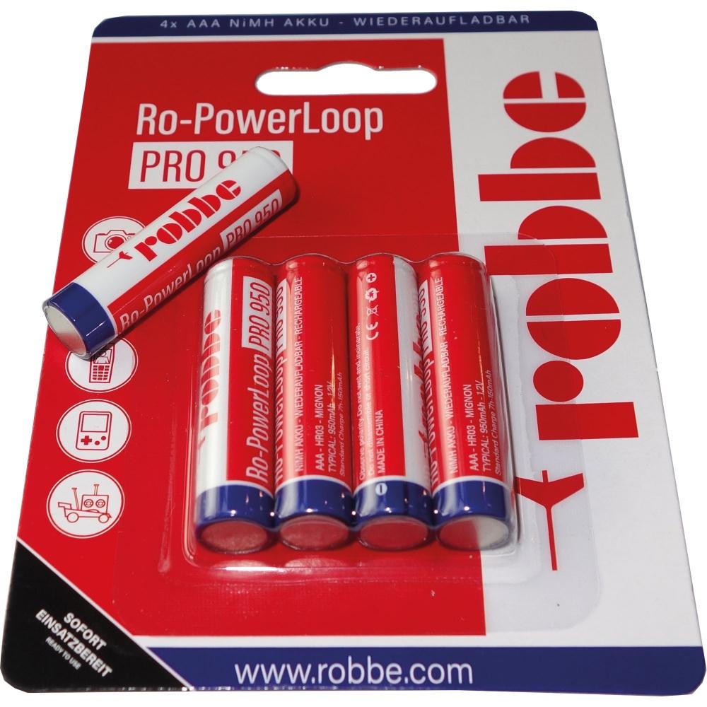 Robbe RO-Power Loop Micro AAA 950 MAH
