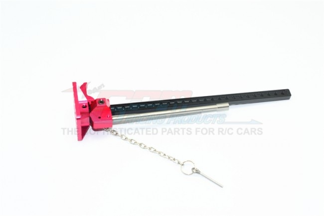 GPM Scale accessories: car jack for crawlers - 1PC Set
