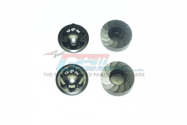 GPM aluminium wheel lock - 4PC Set for Arrma Kraton, Senton,