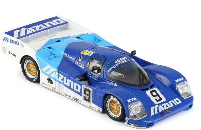 Slot.it Porsche 962C LH #9 24h Le Mans 1990