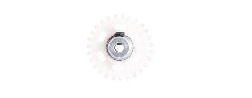 NSR AW 3/32 Soft Plastic Gear/Zahnrad 27T w/alu hub white