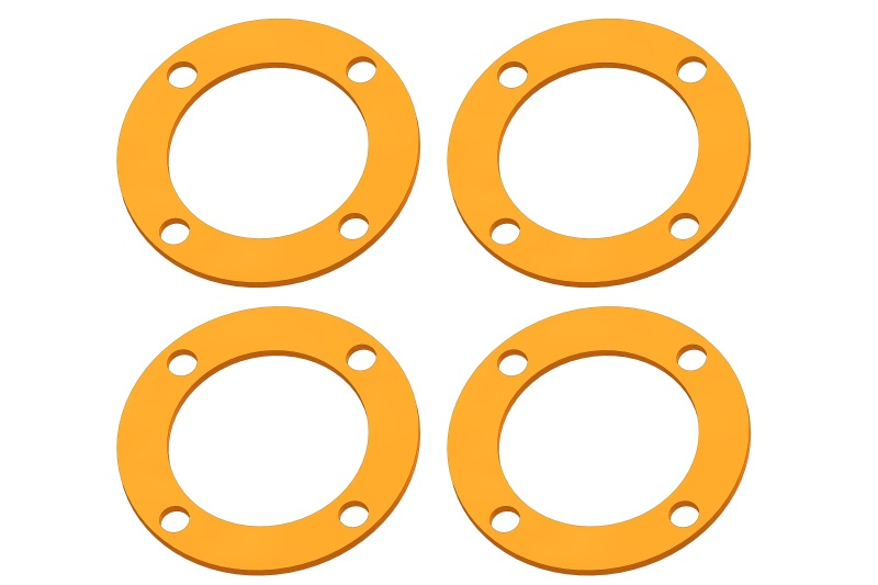 Team Corally Diff. Gasket - 4 pcs