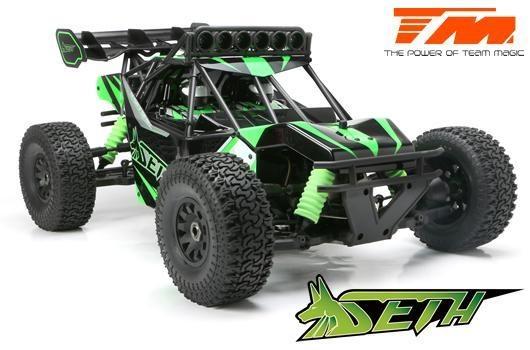 Team Magic SETH 4WD Desert Truck Elektro 2200kv Brushless