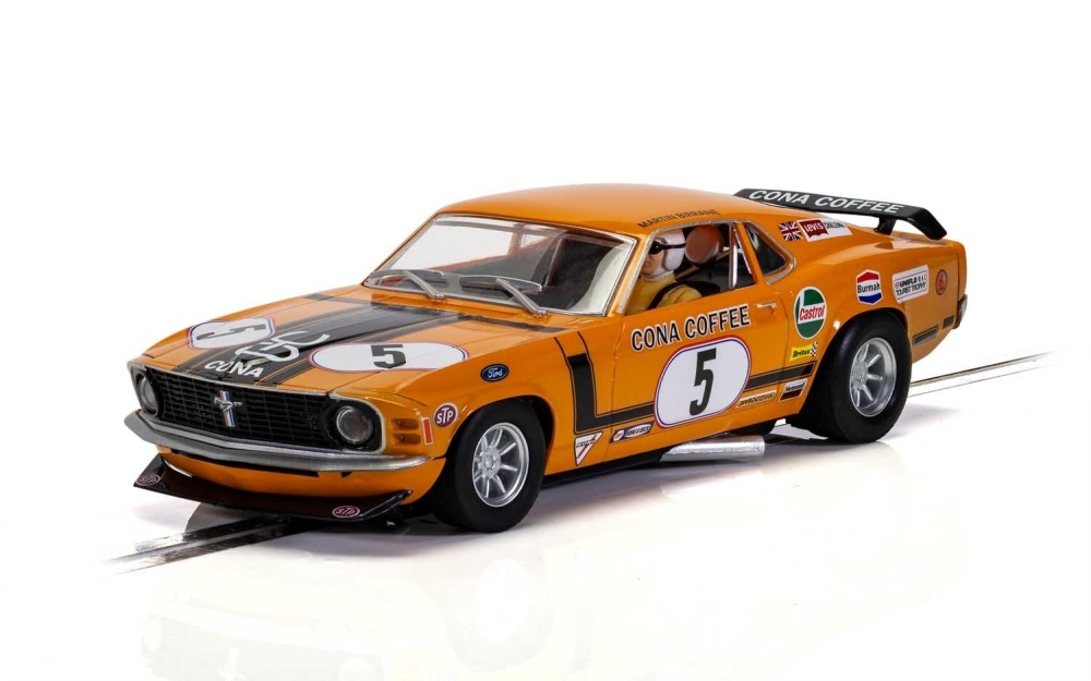 Scalextric 1:32 Ford Mustang Boss 302 - Martin Birrane HD