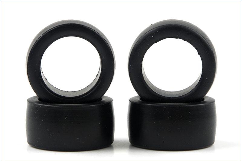 Kyosho Reifen-Set # 1:24 LM30 High Grip breit, 4 Stück
