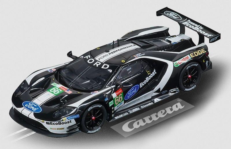 Carrera Digital 132 Ford GT Race Car No.66