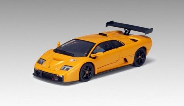 AutoArt Lamborghini Diablo GTR orange