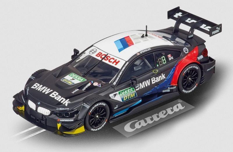 Carrera Evolution BMW M4 DTM B.Spengler, No.7