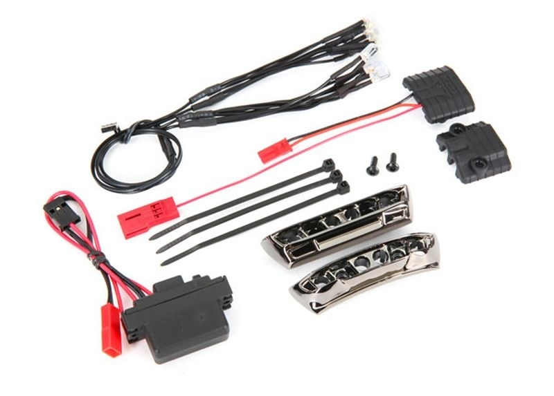 Traxxas LED Licht-Kit komplett 1/16 E-Revo