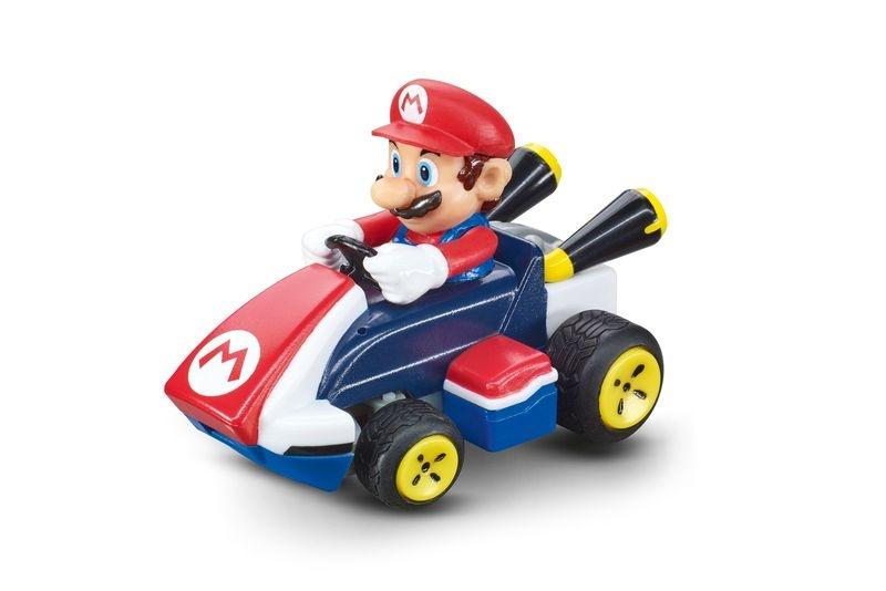 Carrera RC 2,4GHz Mario Kart(TM) Mini RC, Mario