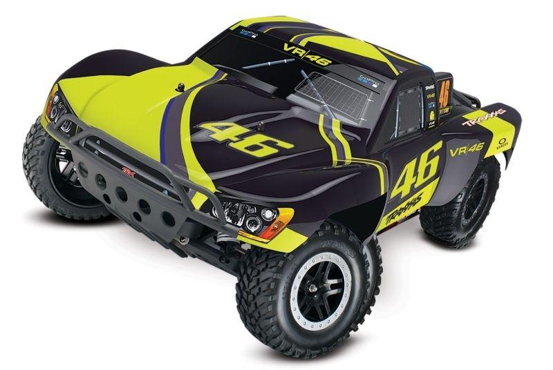 Traxxas Slash 2WD Short Course Truck TQ2.4GHz RTR 1:10 +