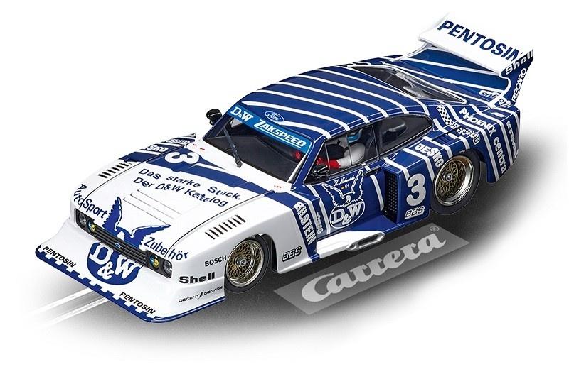 Carrera Digital 132 Ford Capri Zakspeed Turbo