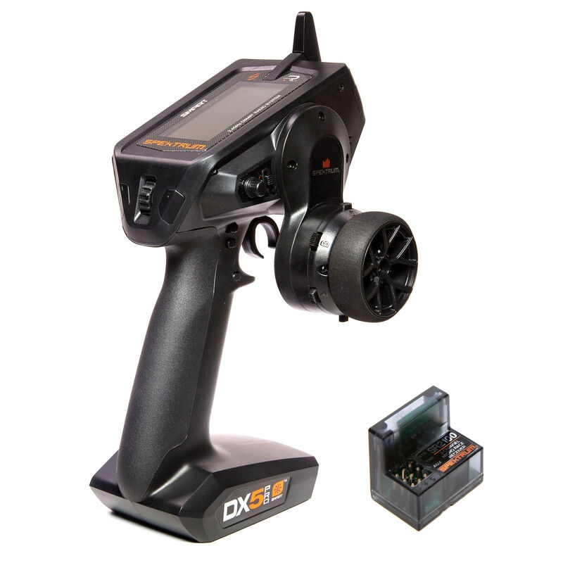 Spektrum DX5 Pro 2021 5-Channel DSMR