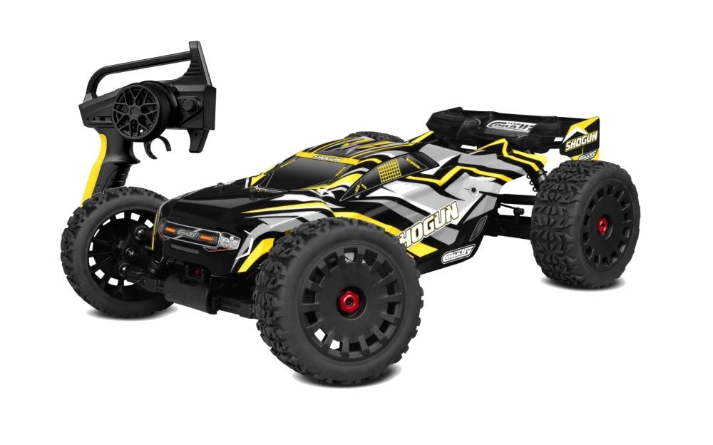 Team Corally - SHOGUN XP 6S - Model 2021 - 1/8 Truggy LWB -