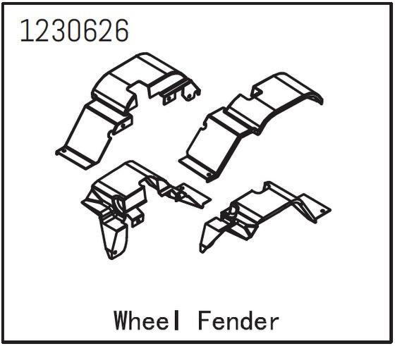 Absima Fender Set