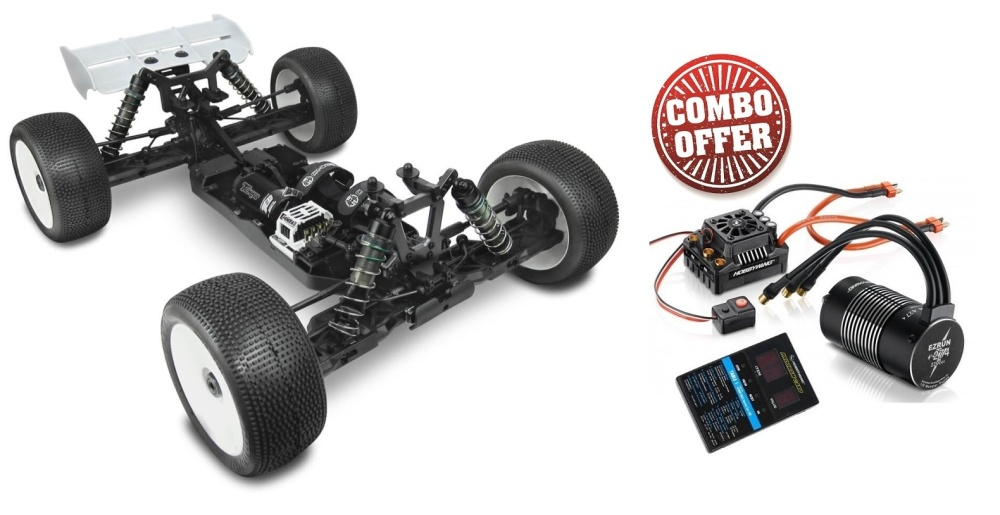 Tekno RC TKR5602 - ET48.3 1/8th Competition Electric Truggy