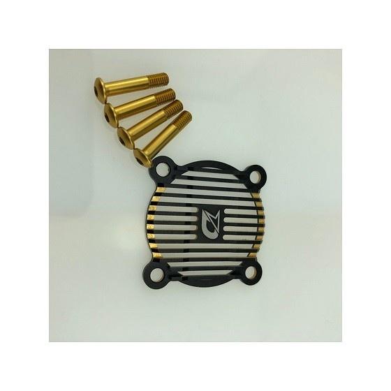 Dash Cooling Fan Guard (30x30mm) Black Golden