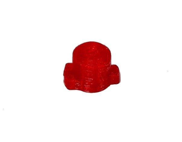 JS-Parts Einschaltknopf für Hobbywing Max Regler rot