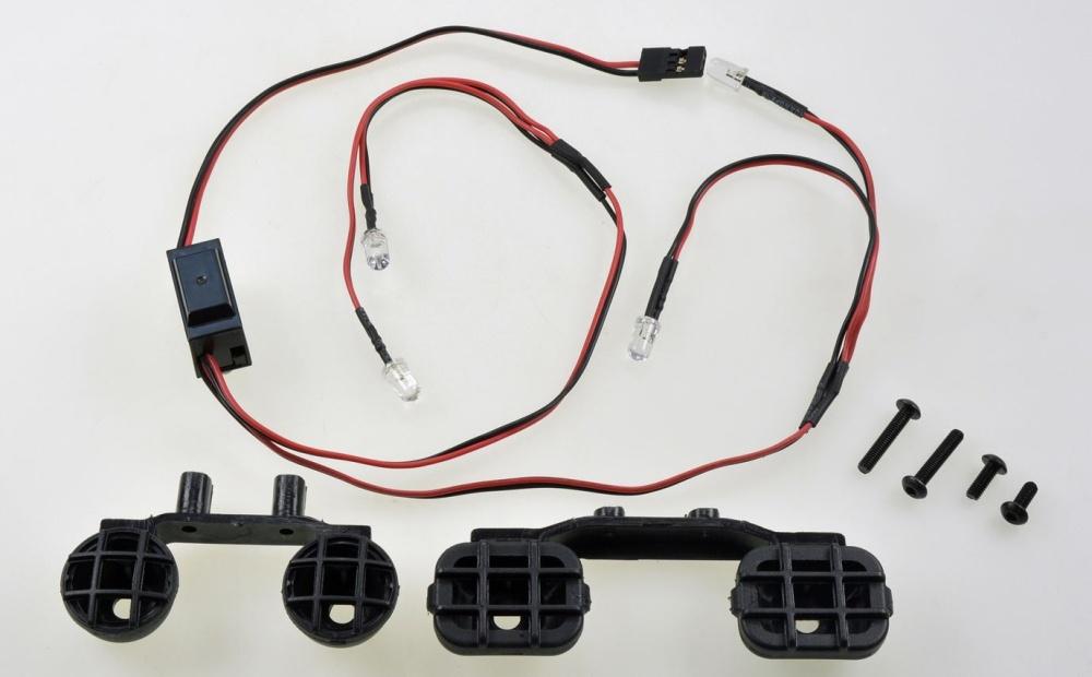 Carson X10EB LED Licht-Set v/h