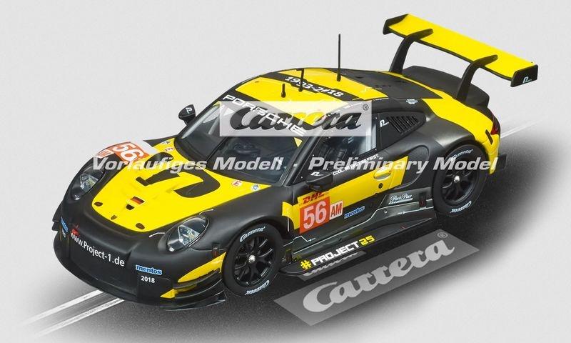 Carrera Digital 124 Porsche 911 RSR Project 1, No.56