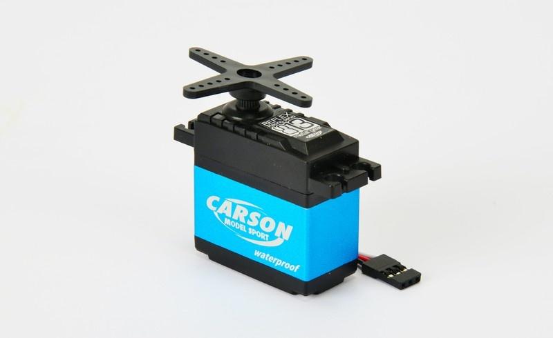 Carson Servo CS-13 Waterproof MG 13kg JR