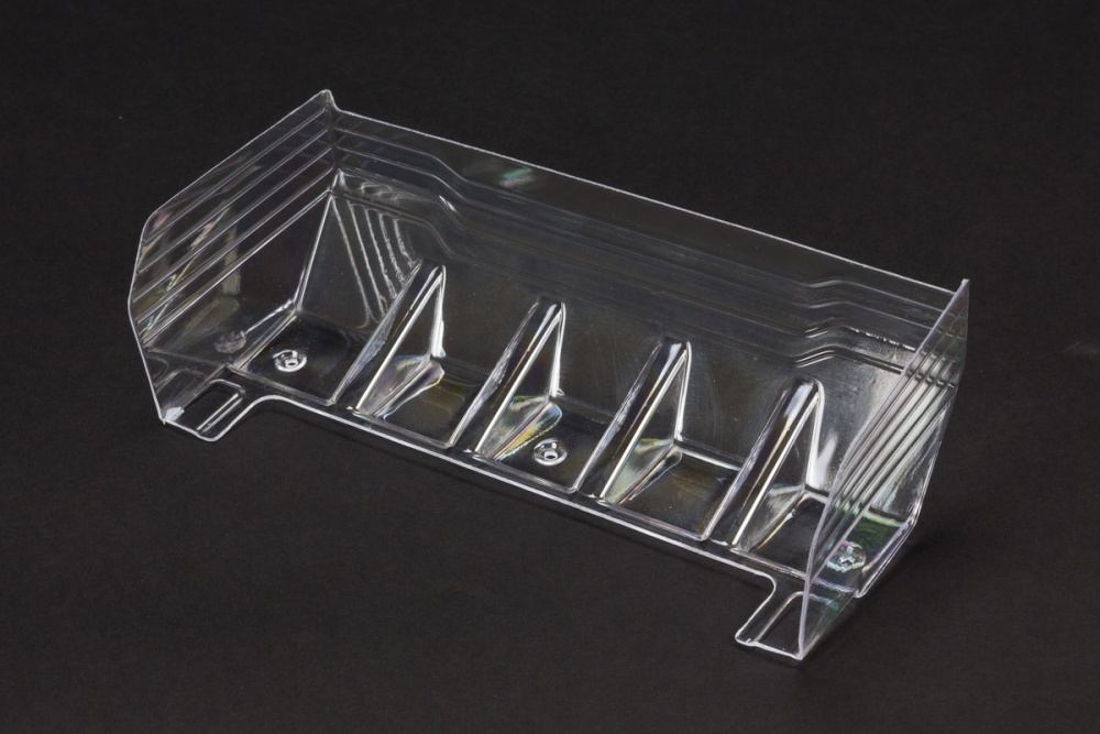 Arrma Infraction 6S Rear Wing (Clear) (ARA480024)