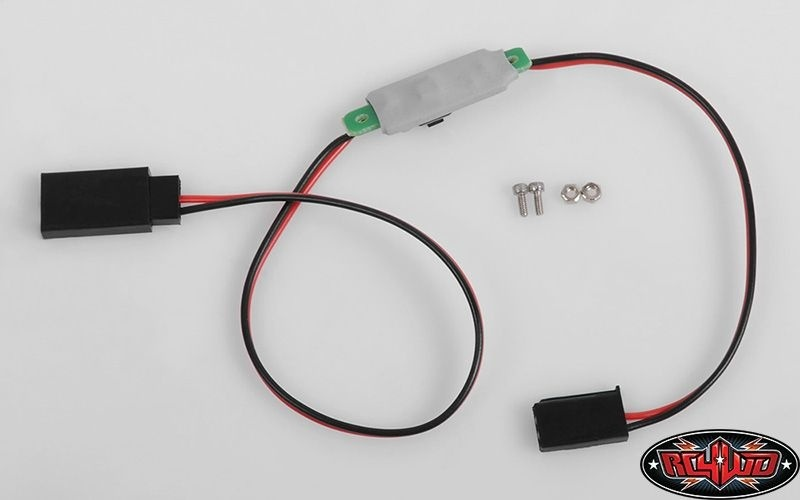 RC4WD Mini ON/OFF Switch For Lighting Unit RC4WD