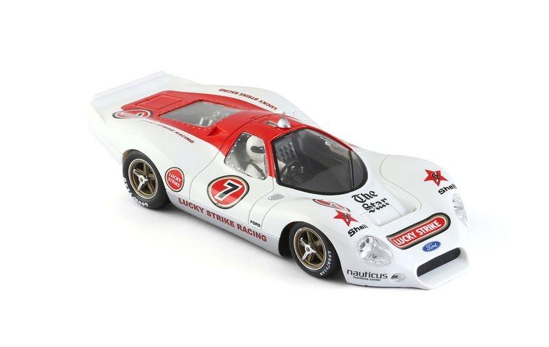 NSR Ford P68, Nr.7 -  NSR Shark Evo 21.500 U/min, 12V /