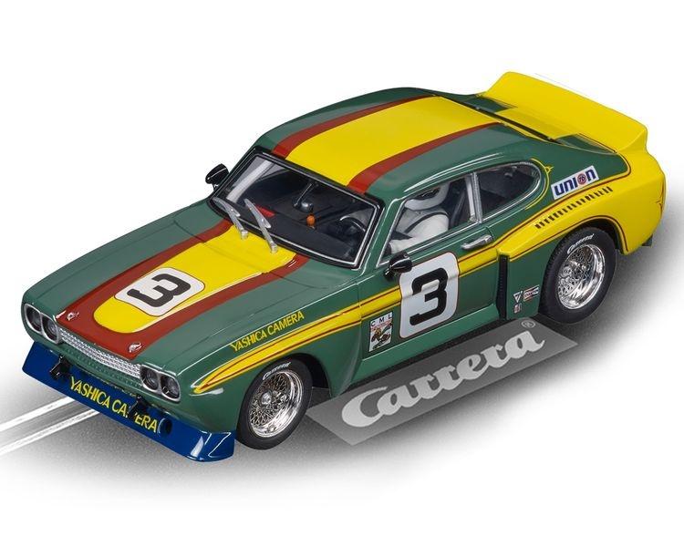 Carrera Digital 132 Ford Capri RS 3100 No.3 1974