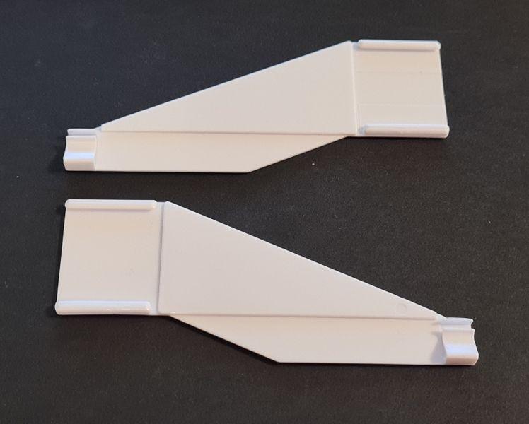 Carrera Leitplankenenendstücke links&rechts