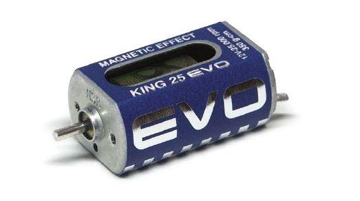 NSR KING 25K EVO Magnetic 25000 rpm 350g.cm @ 12V