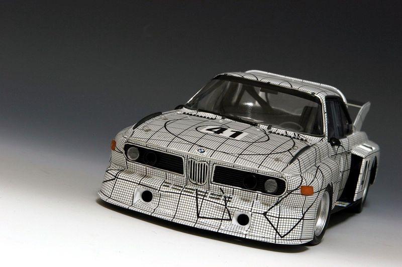 Carrera Digital 132 BMW 3.5 CSL No.41 -