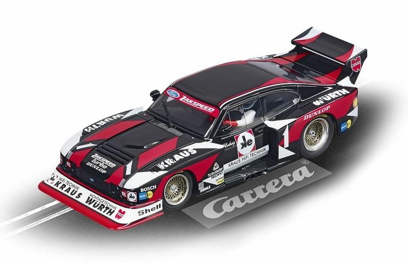 Carrera Evolution Ford Capri Zakspeed Turbo