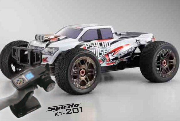 Kyosho Psycho Kruiser Monstertruck VE Readyset (KT331P)RTR