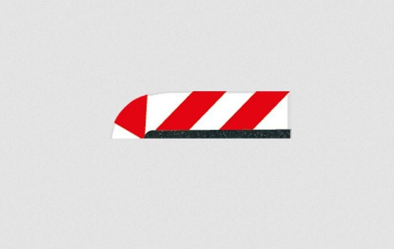Carrera Evo/Dig.124/Dig.132 Endstücke für