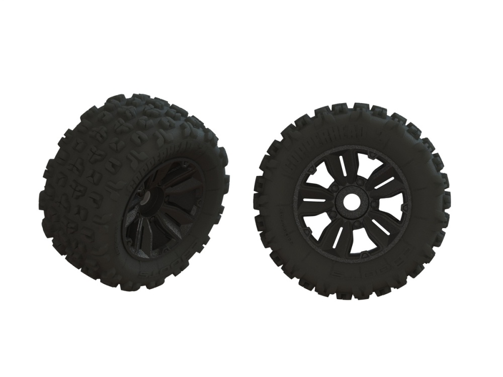 Arrma Dboots Copperhead2 SB MT Tire Set Glued (1 Pair)