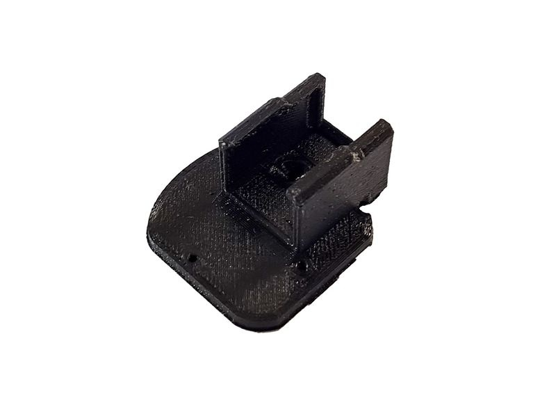 JS-Parts Schalterhalter Ultraflex Hobbywing Max8, RX8
