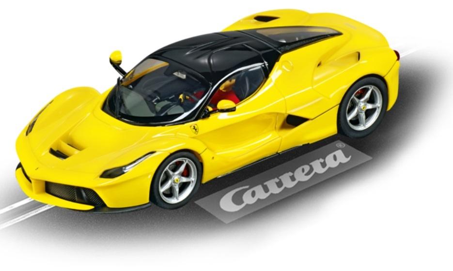 Carrera Digital 132 LaFerrari gelb --LOSE--