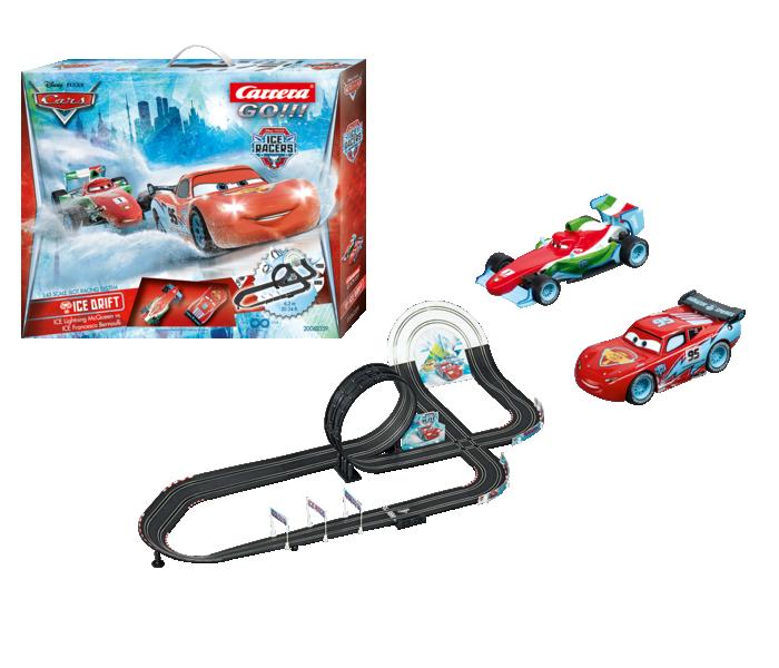 Carrera Go!!! Disney/Pixar Ice Drift