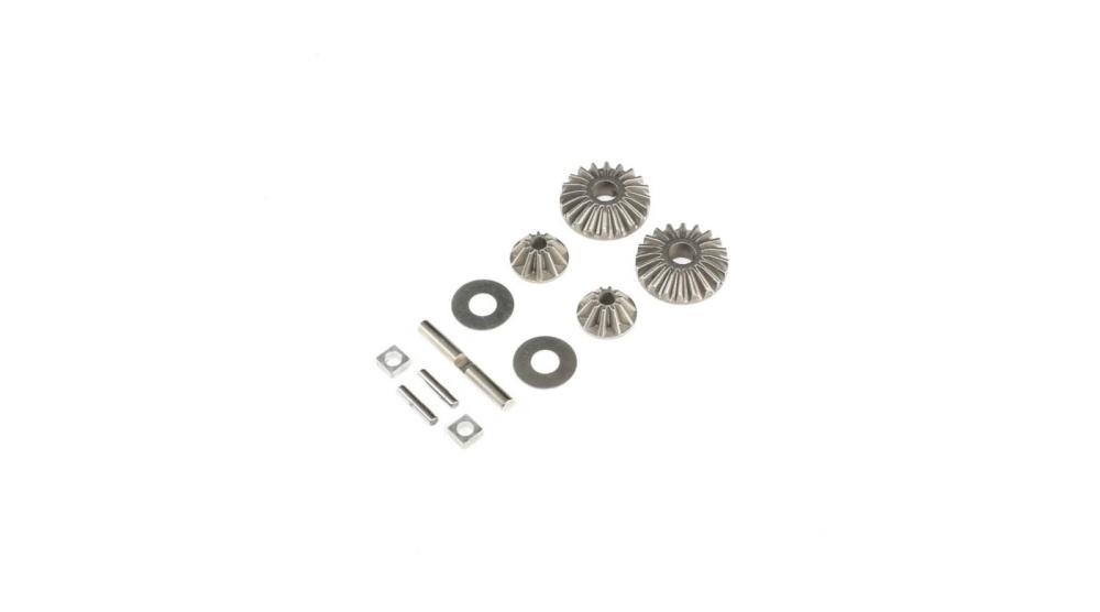 Losi Diff Gear Set w/Hardware: TENACITY (LOS232029)