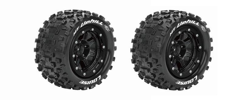 Louise RC MFT MT-MAXX 2.8 Uphill 1/10 soft Felge schwarz