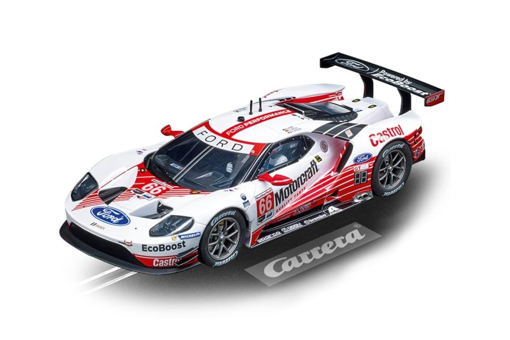 Carrera Digital 124 Ford GT Race Car No.66