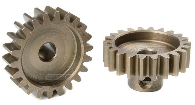 Team Corally - M1.0 Motorritzel - Stahl gehärtet - 22 Zähne