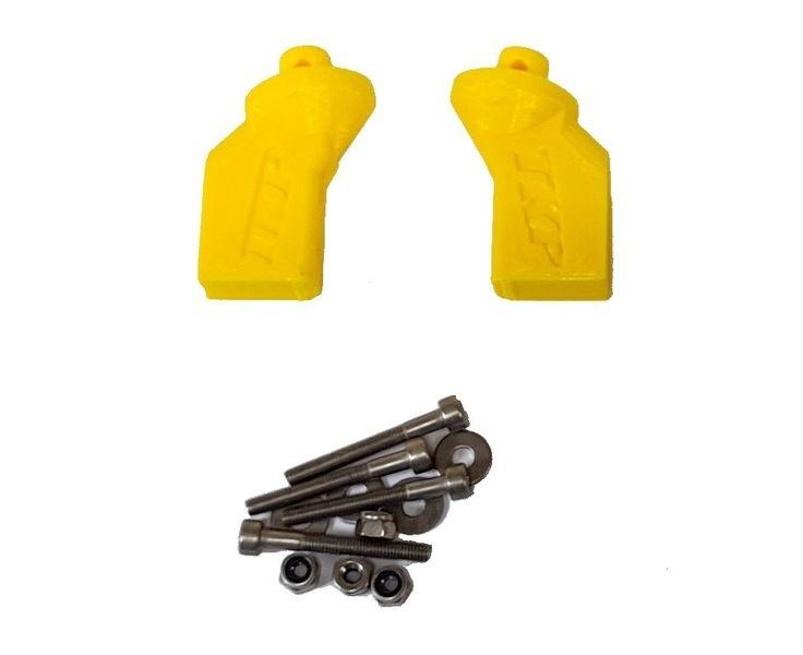 JS-Parts ultraflex Karohalter gelb passend für