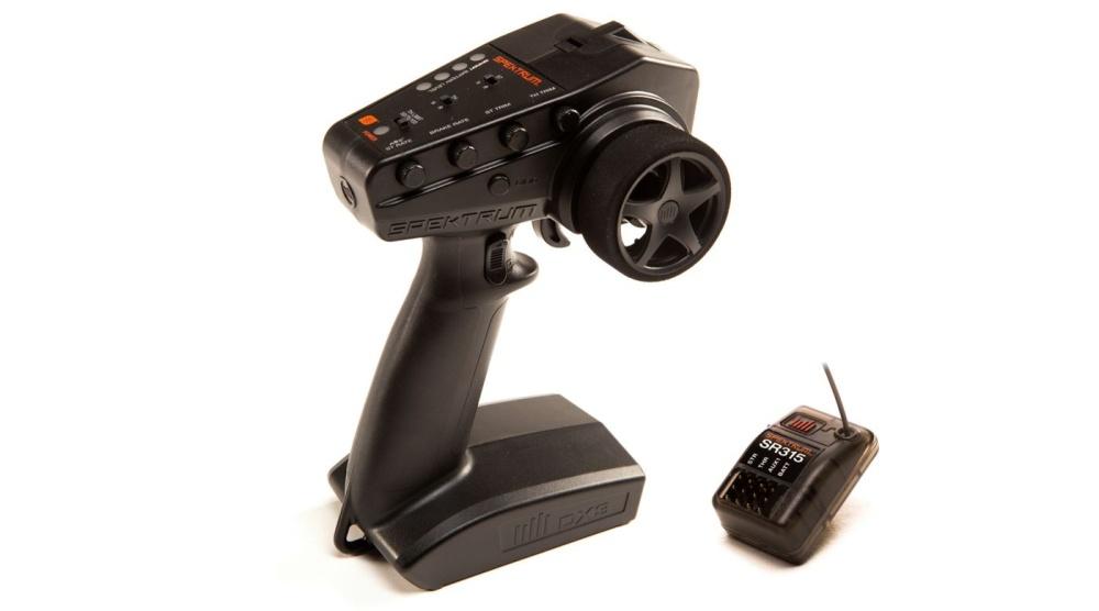 Spektrum DX3 Smart 3-Channel Transmitter mit SR315 Receiver