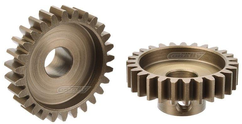 Team Corally - M1.0 Motorritzel - Stahl gehärtet - 27 Zähne