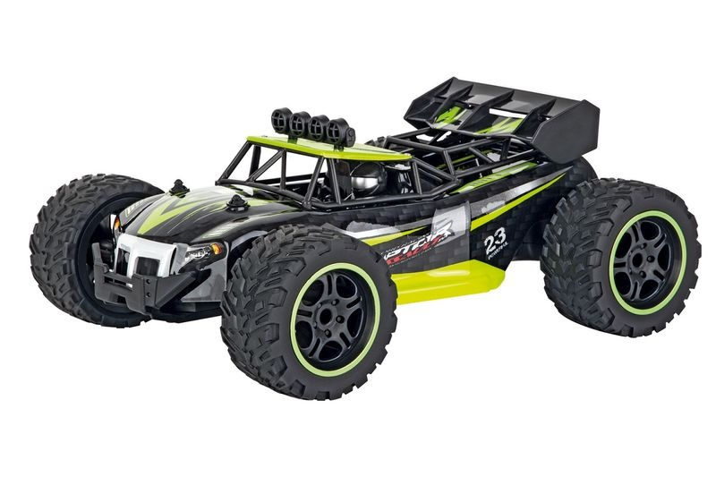 Carrera RC 2,4GHz Buggy green
